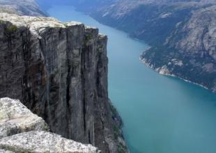 В страну фьордов и легенд