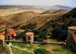Давидо-Гареджийский монастырь