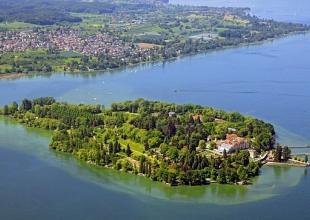Боденское озеро и города Швабии