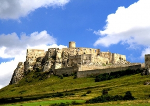 Крепость Спишский град