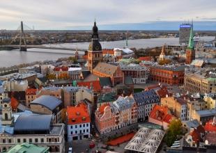 Таллинн – Стокгольм – Рига